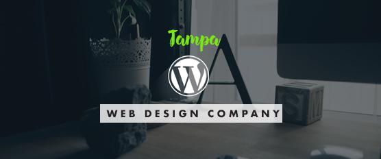 Tampa WordPress Web Design Company