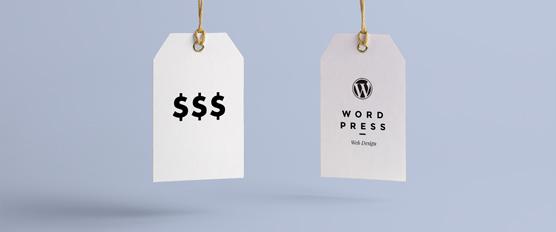 Wordpress Website Design Pricing