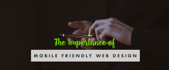 Importance of Mobile Friendly Web Design