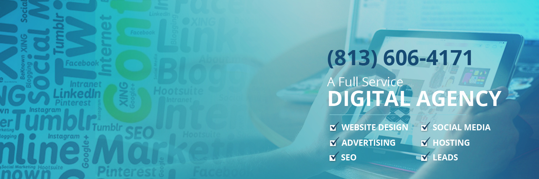 tampa website marketing agency