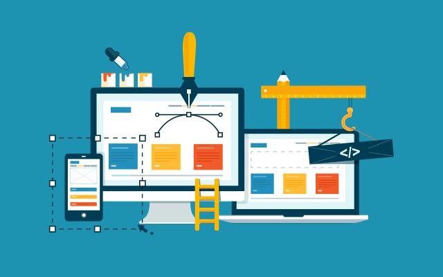 VSF Website Design