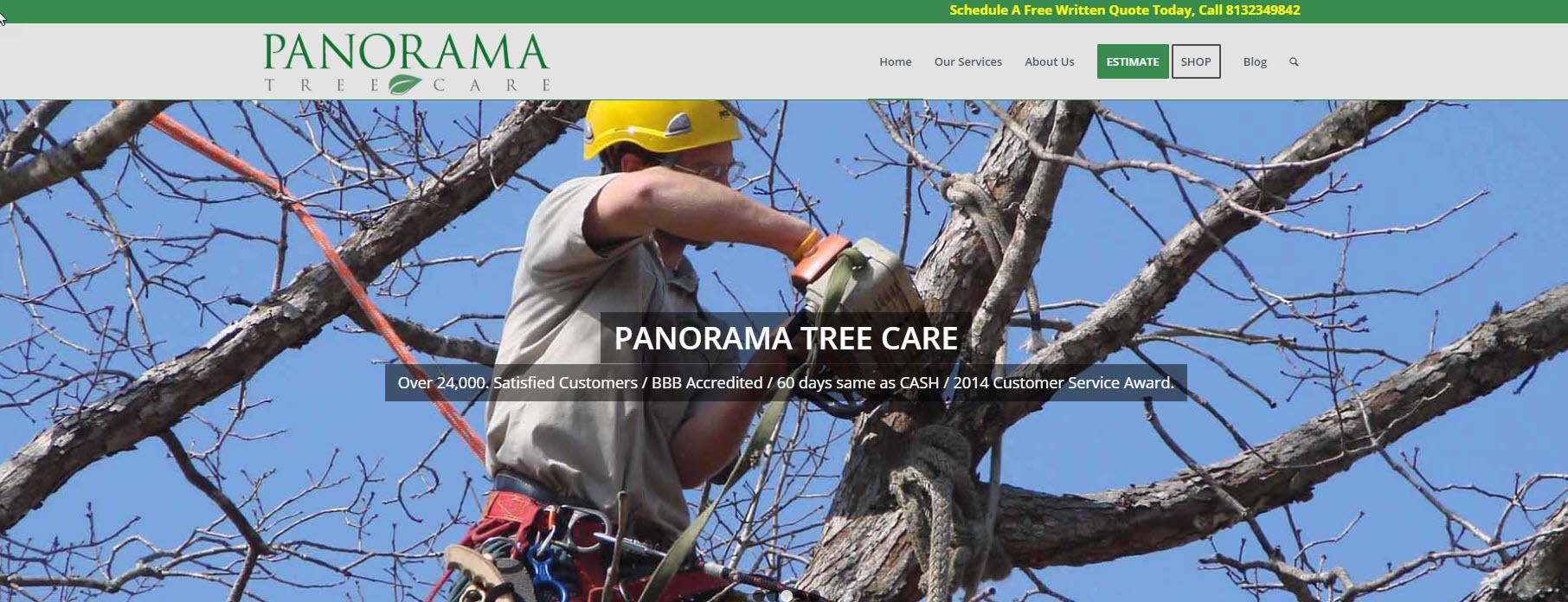 panorma tree care