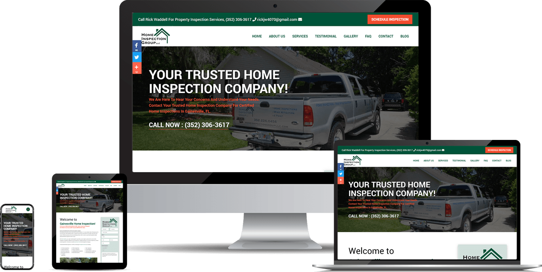 Home Inspection Group_Portfolio