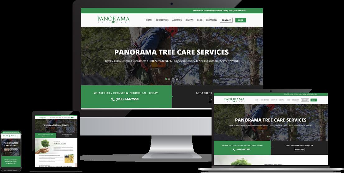 Panorama Tree Care_Portfolio Page