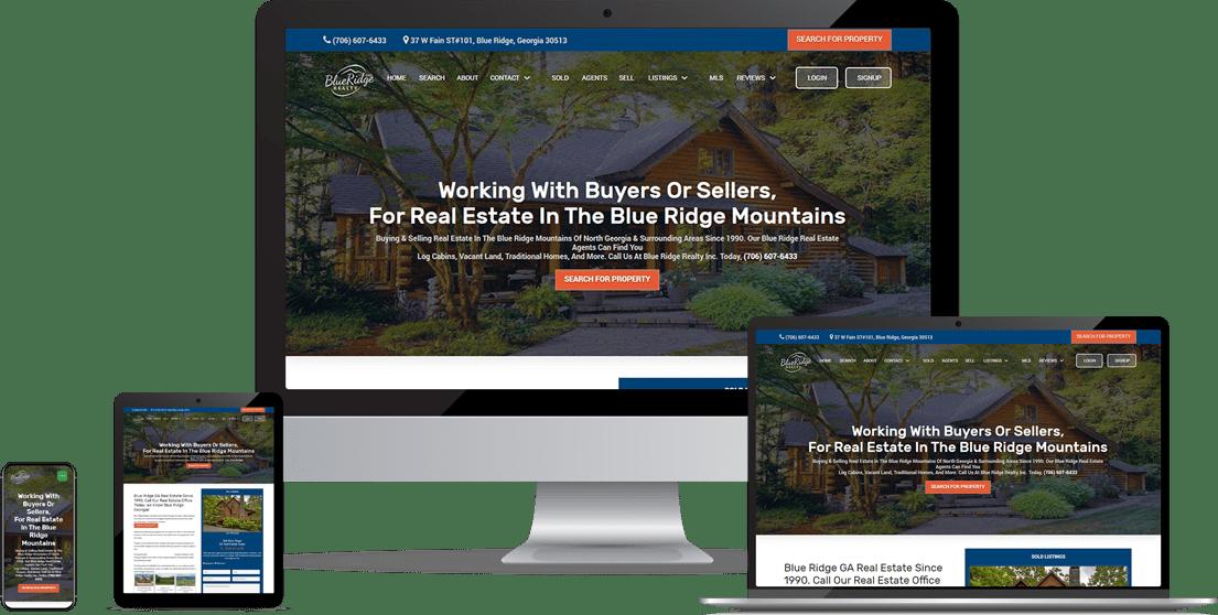 Blue Ridge Realty_Portfolio Page