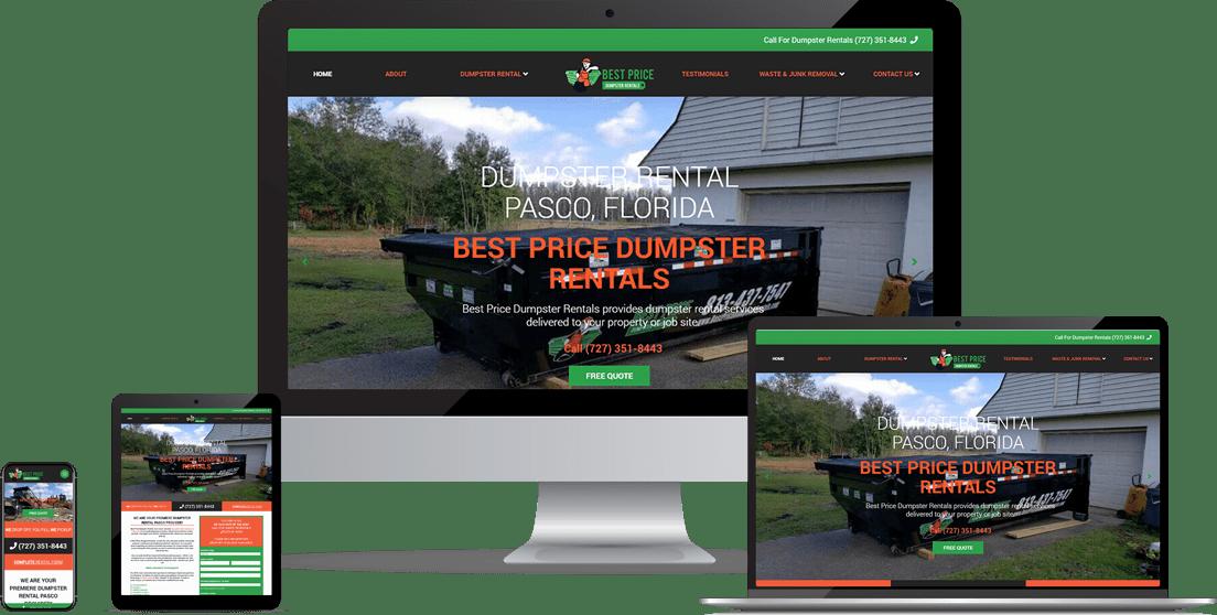 Best Price Dumpster Rentals_Portfolio