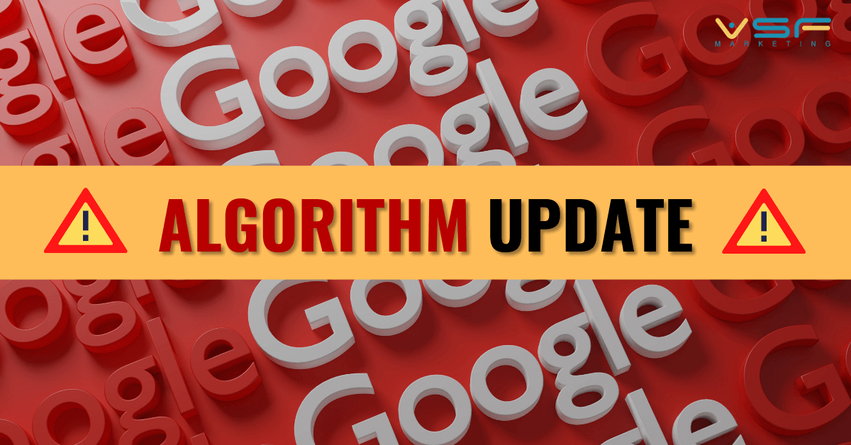 """Featured image for """"Google Algorithm Update: Don't Panic, Just Adapt!"""""""